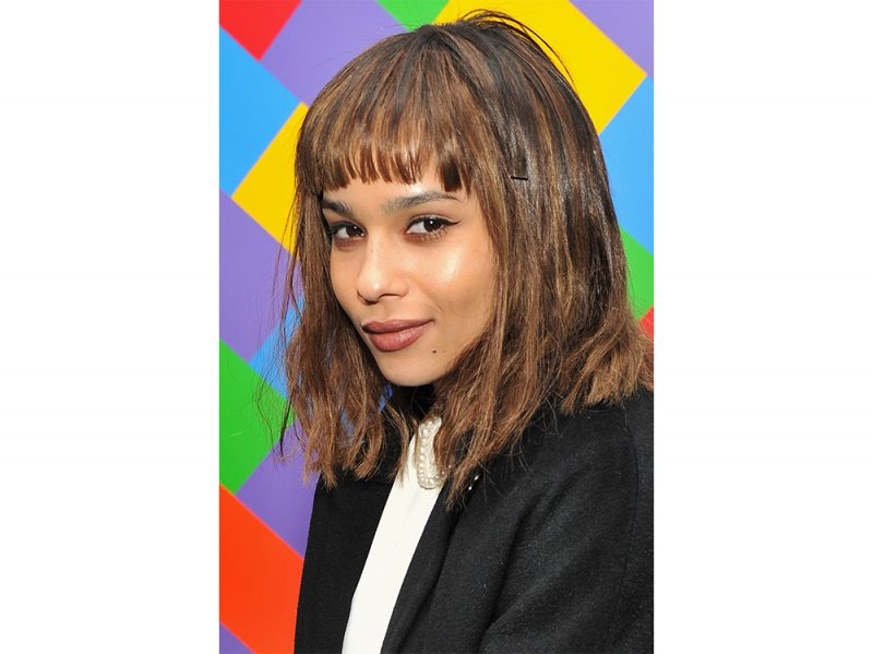 zoe kravitz evoluzione beauty look make up capelli (7)