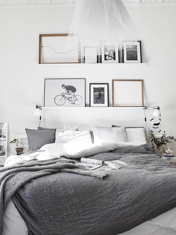 Camera da letto piccola: 10 idee per sfruttare bene lo spazio - Grazia