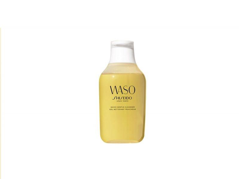 16 prodotti da provare questo autunno detergente viso shiseido waso(5)