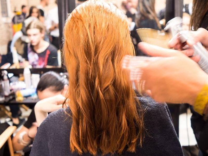 La texture dei capelli è l elemento più importante (Angel Chen - Milano -  Hair by Beppe D Elia for Beautick) 1d653c33aa99