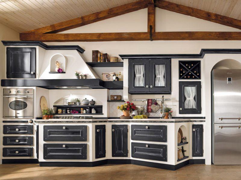 Awesome Foto Di Cucine In Muratura Contemporary - Acomo.us - acomo.us