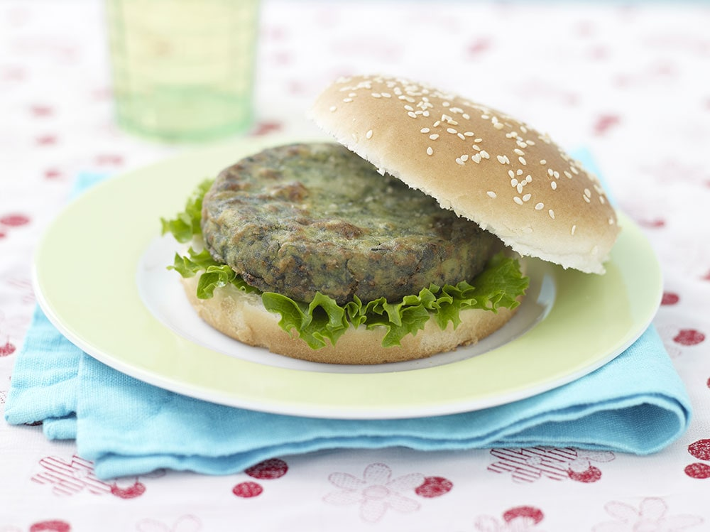 Super Burger di patate e spinaci - Grazia.it GV94