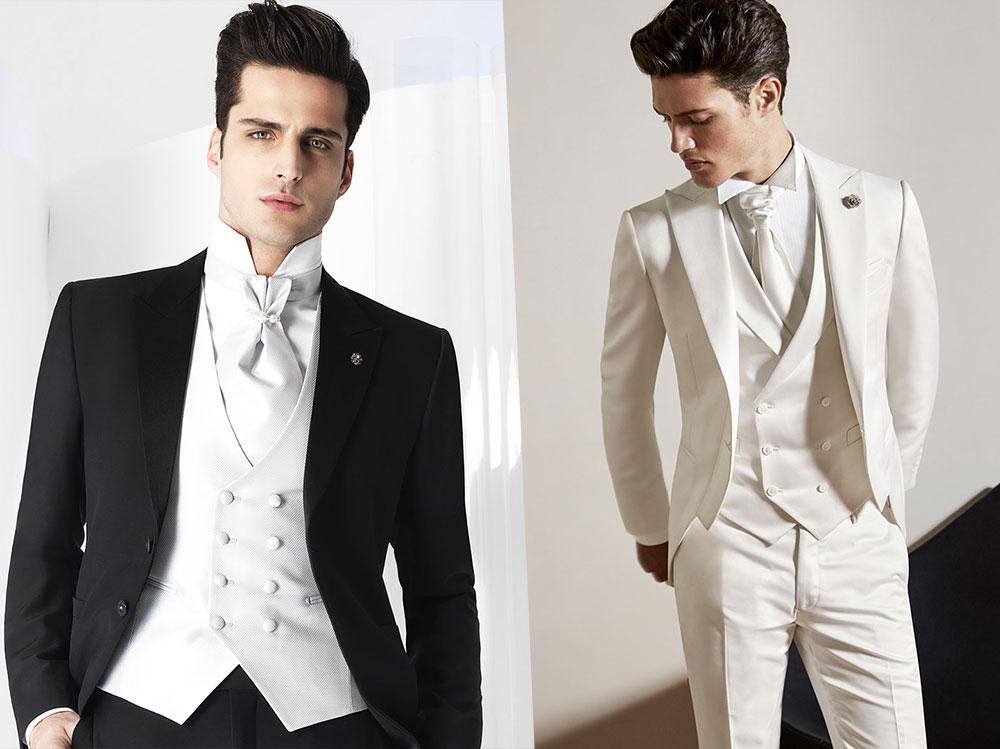 Moda Uomo Matrimonio 2018 : Gli abiti da sposo più belli del armani a pignatelli