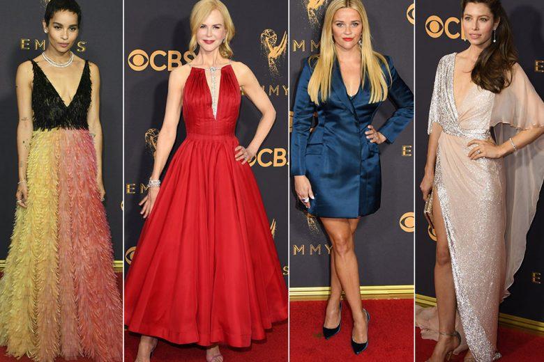 Emmy Awards 2017: gli abiti più belli