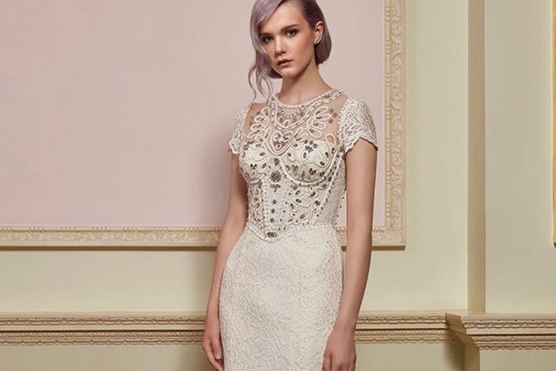 Jenny Packham: la collezione di abiti da sposa per il 2018