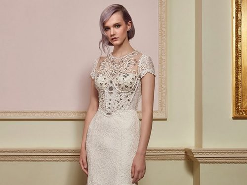 acbe51d0c98d Jenny Packham  la collezione di abiti da sposa per il 2018