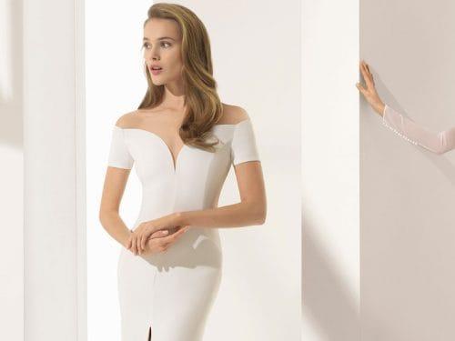 377b59627dd1 Abiti da sposa Rosa Clarà  i modelli della collezione Couture 2018