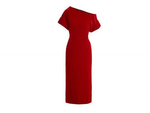 1b5765865aba Rosso Velluto  il colore dell Autunno-Inverno 2017-18