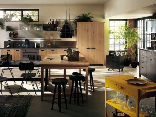 Stile industriale: le cucine più belle - Grazia
