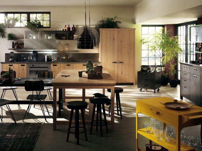 Stile industriale le cucine pi belle - Cucine stile industriale ikea ...