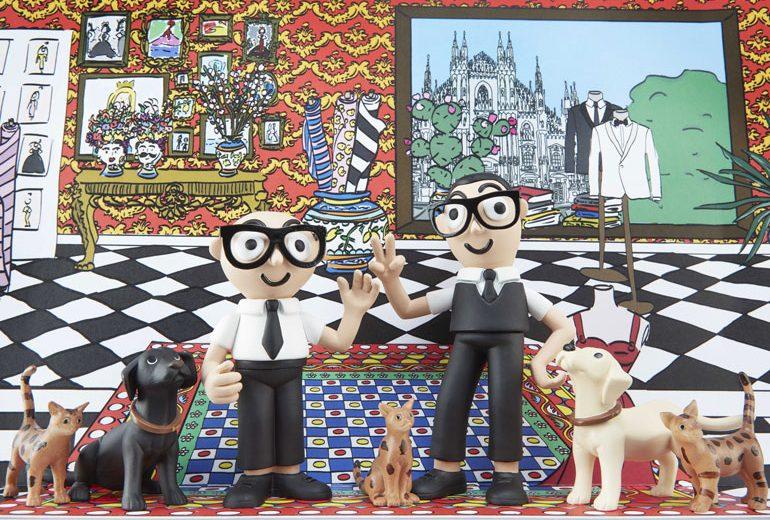 Dolce&Gabbana lancia la Toy Box per bambini
