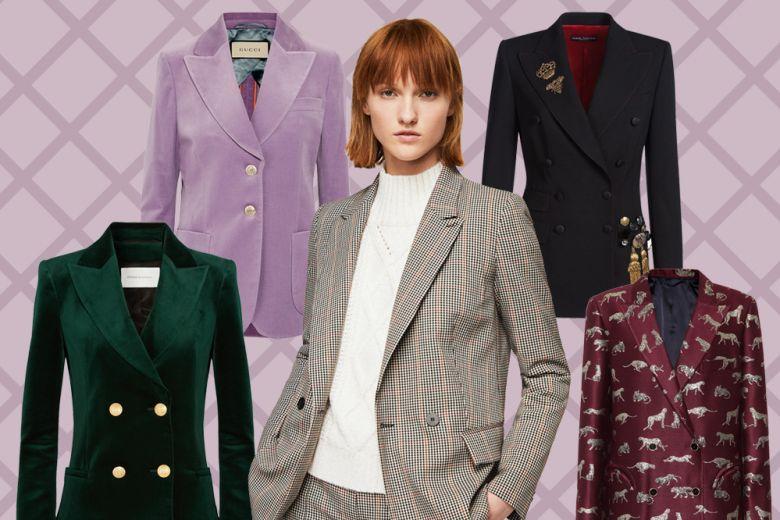 Blazer e giacche: 10 modelli da scegliere in autunno