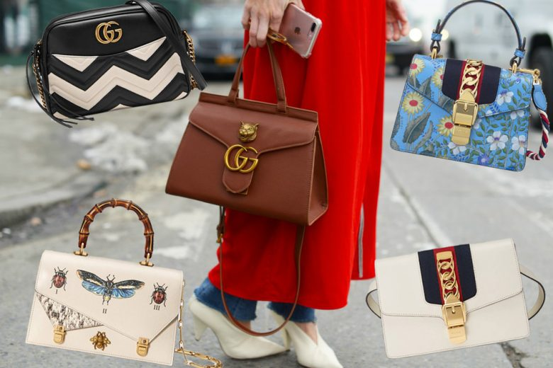 Le borse Gucci su cui investire a colpo sicuro