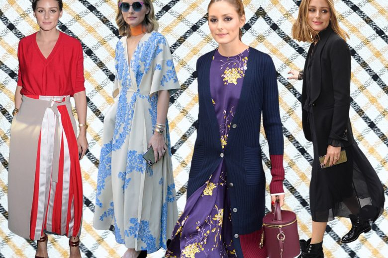 Olivia Palermo, stile da fashion week