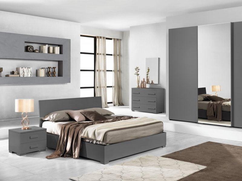 mondo convenienza: le camere da letto più belle - grazia - Camera Da Letto Maschile