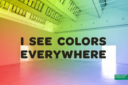 I See Colors Everywhere: la mostra di Benetton alla Triennale di Milano