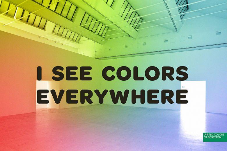 I See Colors Everywhere: la mostra di Benetton alla Triennale di Milano