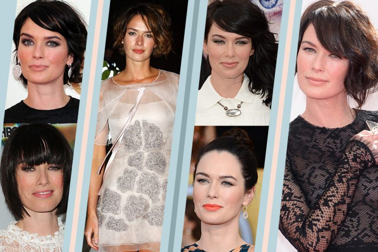 Lena Headey evoluzione beauty look: lo stile di Cersei Lannister nella vita reale