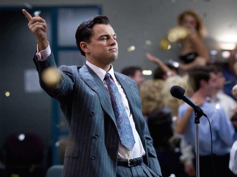 Leonardo di Caprio discorso