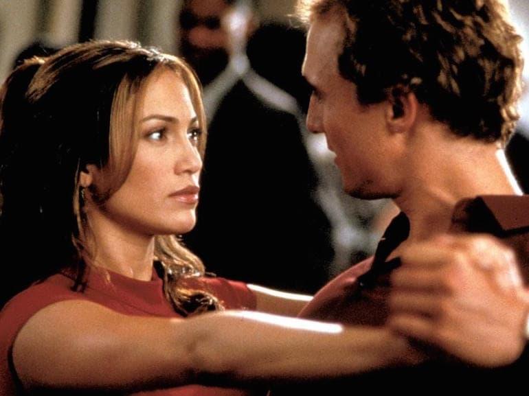 Matthew McConaughey ballo