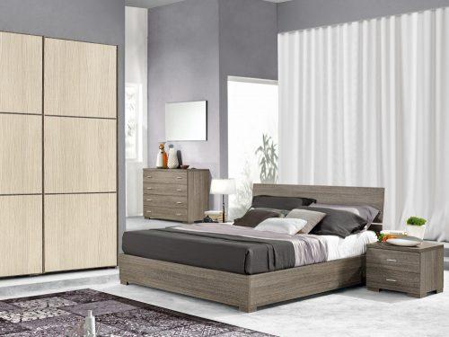 Camera Da Letto Grigio Chiaro : Mondo convenienza le camere da letto più belle grazia