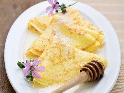 Ricetta pastella crepes salate