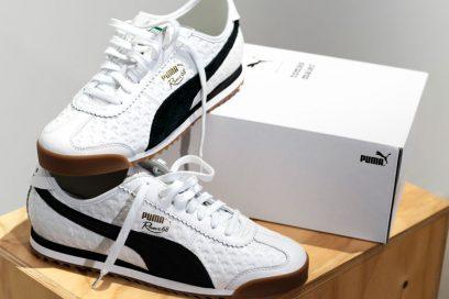 Tomas Maier firma le nuove sneakers di Puma