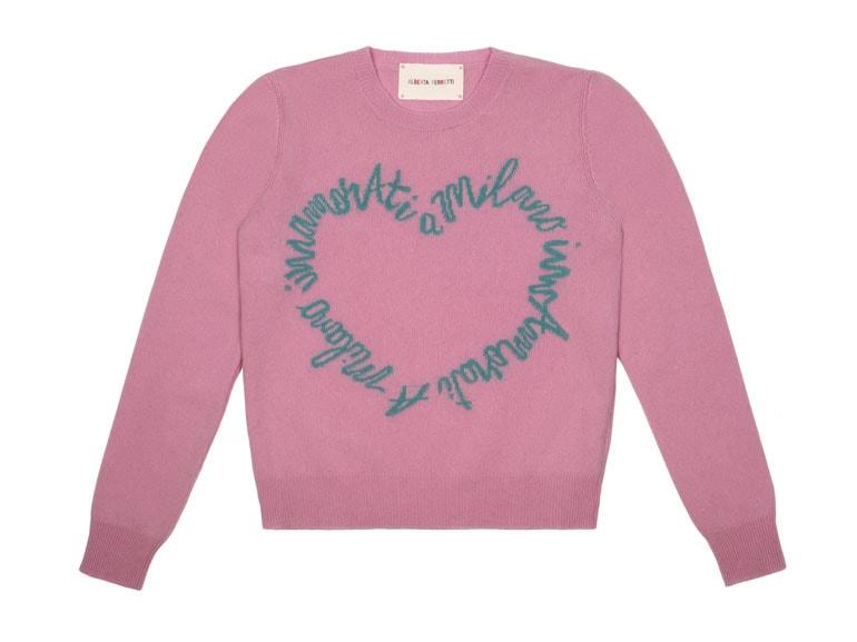 alberta-ferretti-rinascente-pullover-rosa