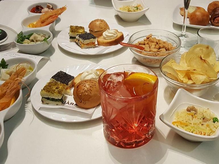 aperitivo quaranta