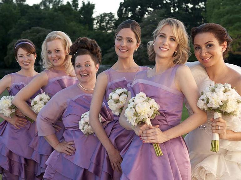 bridesmaids damigelle