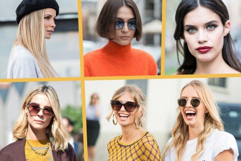 Capelli: tagli e acconciature glam dalla Milano Fashion Week
