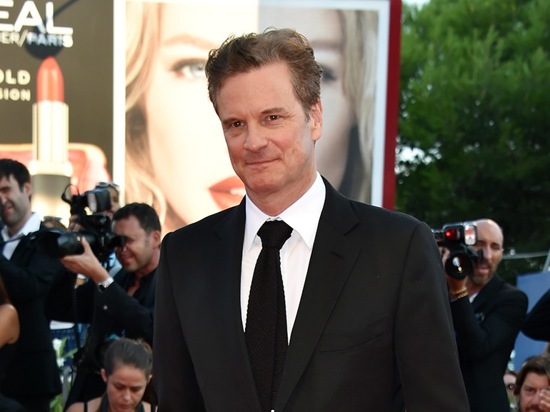 colin firth red carpet