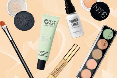 Come coprire le imperfezioni sul viso: i prodotti must have e i tools adatti