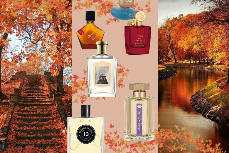 Profumi per l'autunno: i consigli dell'esperto su quali ingredienti scegliere