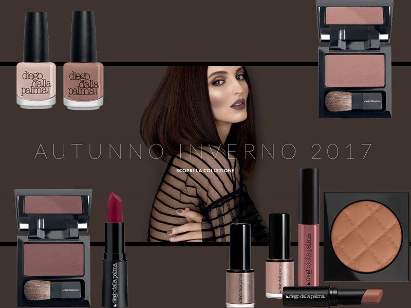 collezioni make up autunno 2017 Diego dalla Palma
