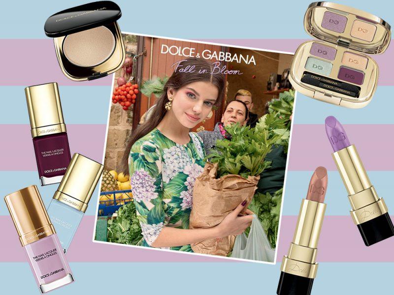 collezioni make up autunno 2017 Dolce&Gabbana