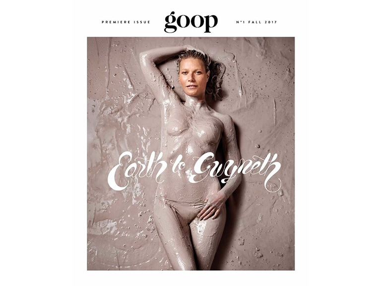 copertina goop magazine