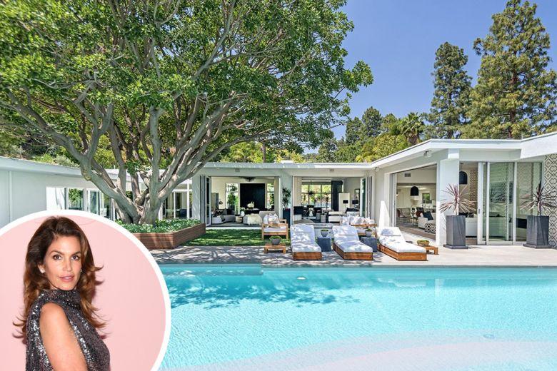 La nuova casa di Cindy Crawford a Beverly Hills