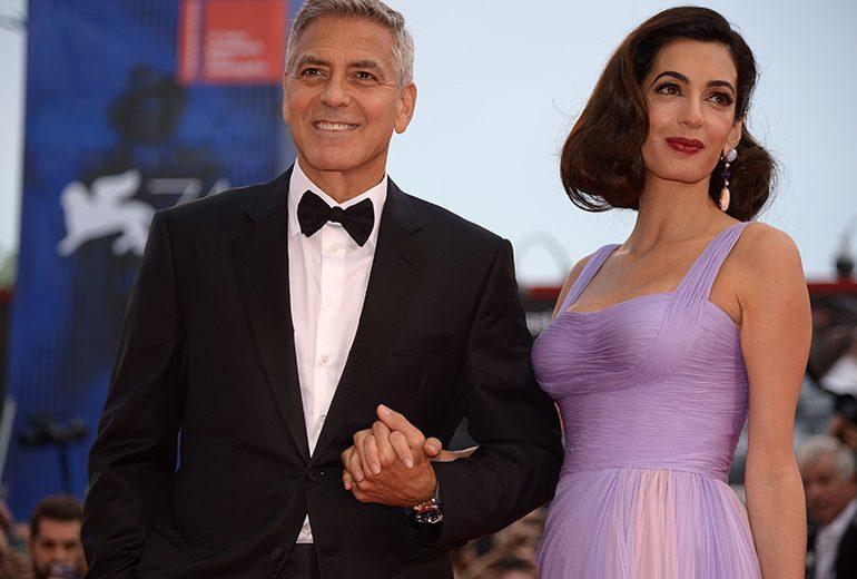 George Clooney parla di Amal e dei gemelli per la prima volta