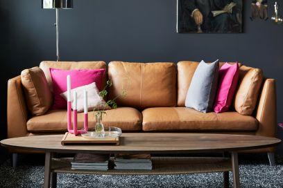 15 divani moderni di design per rinnovare il salotto grazia - Divani moderni ikea ...