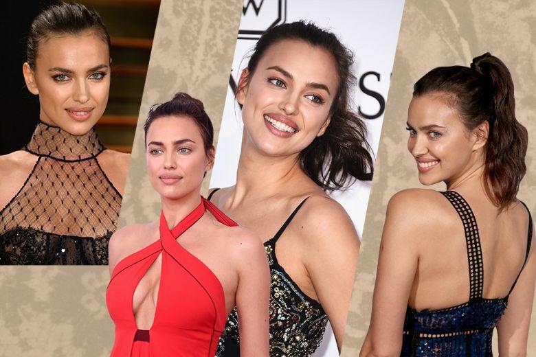 Irina Shayk: i make up della modella più affascinante