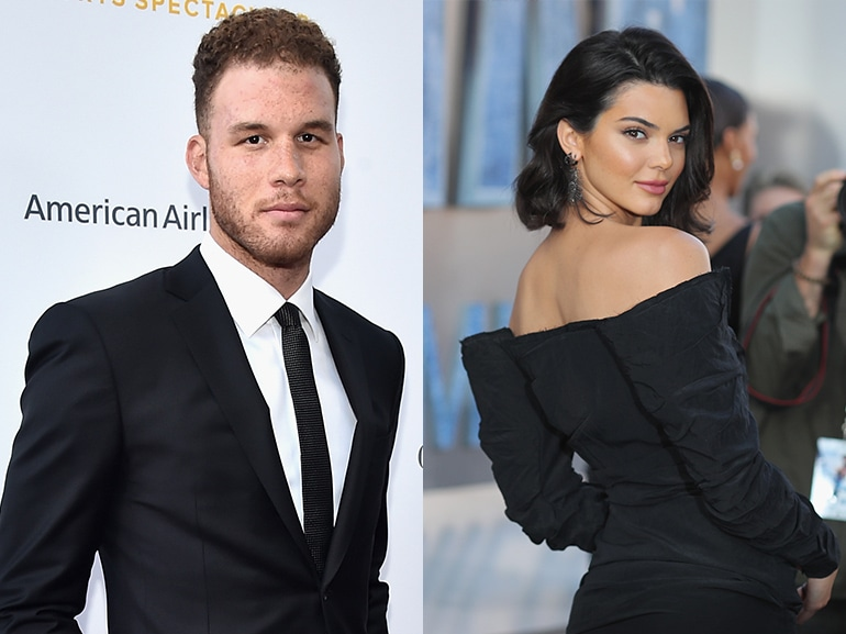 cover kendall jenner blake griffin insieme mobile
