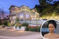 La nuova casa di Rihanna sulle colline di Hollywood