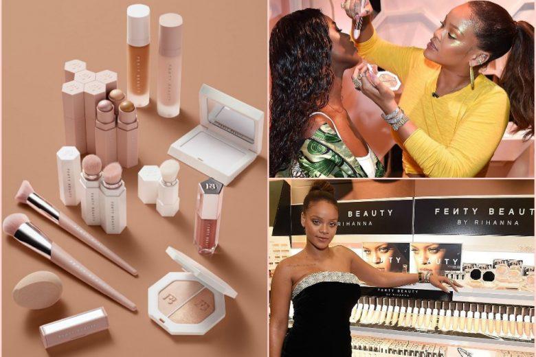Fenty Beauty by Rihanna: tutto sulla linea trucco della cantante