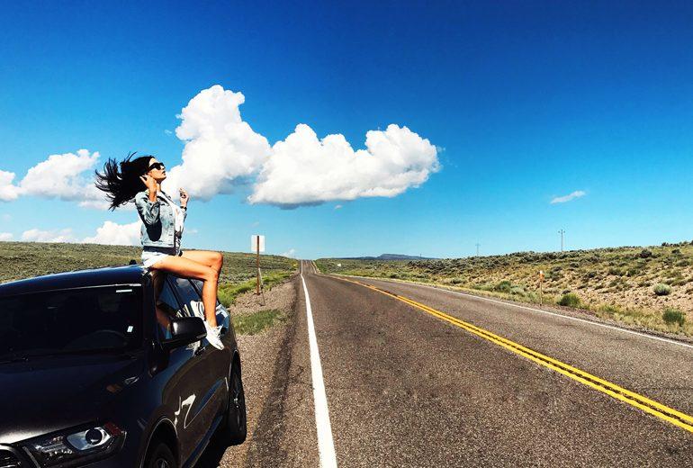 Giulia Valentina: otto cose che ho imparato da un road trip in America