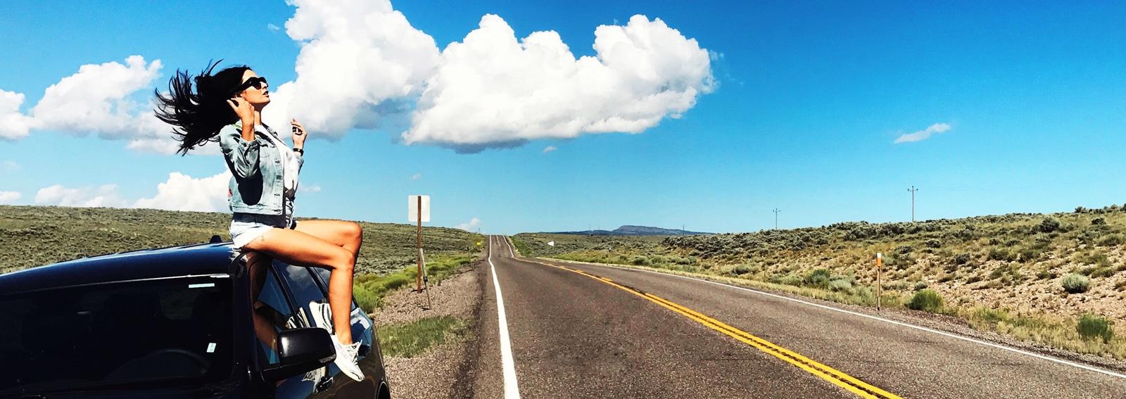 giulia valentina america road trip desktop