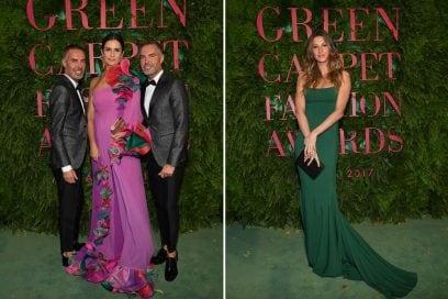 Green Carpet Fashion Awards: un tappeto verde a La Scala di Milano