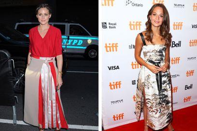Olivia Palermo, Alicia Vikander e le altre Best Dressed della settimana