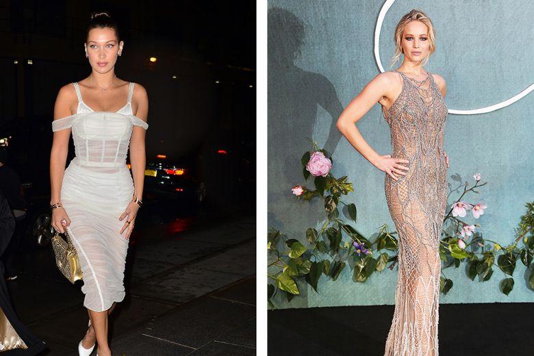 Jennifer Lawrence, Bella Hadid e le altre Best Dressed della settimana