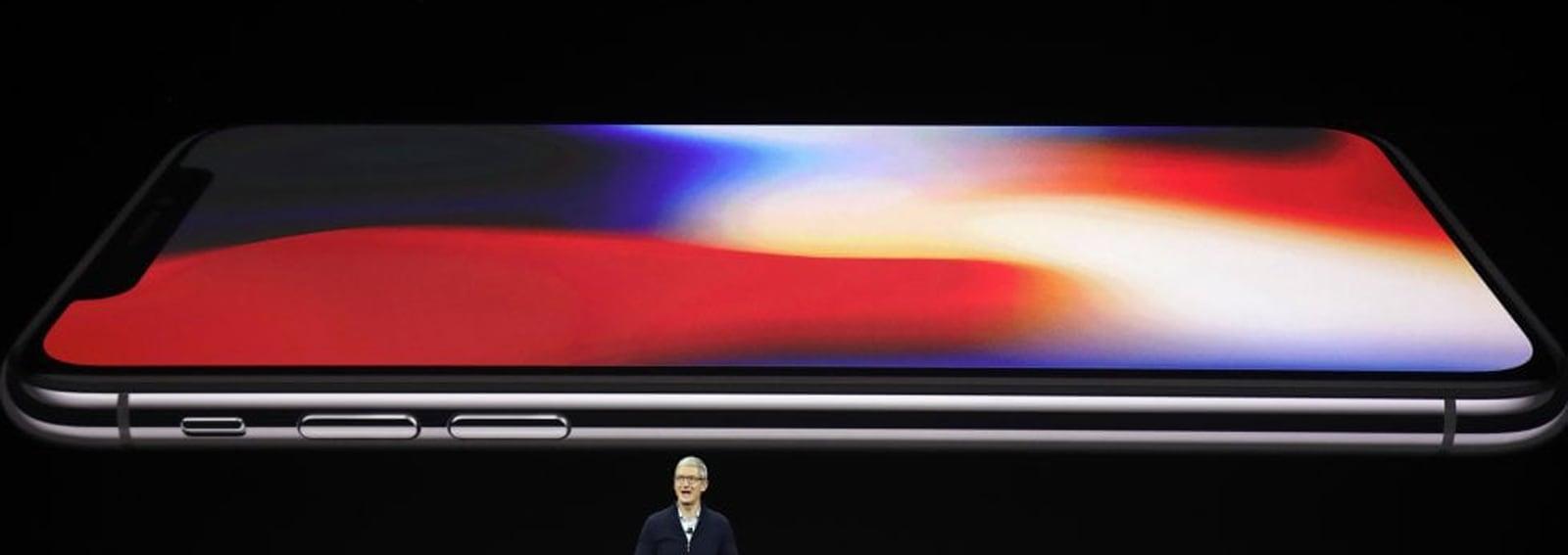 iphone x desktop